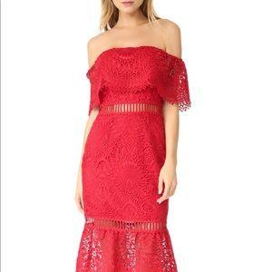Cornelia Sistine Embroidery Dress